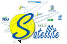 satellite logo track analyse optimise data logistics ubidata