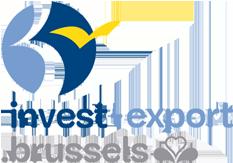 Invest Export Brussels logo